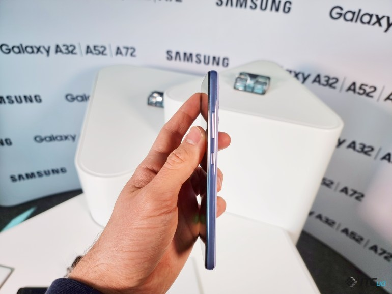 Первый взгляд на Galaxy A32, Galaxy A52 и Galaxy A72