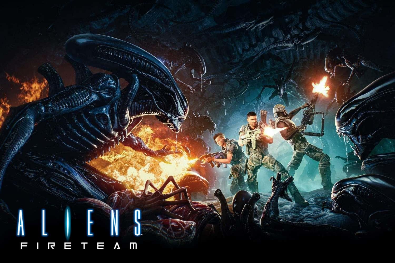 """Кооперативный survival-шутер Aliens: Fireteam во вселенной """"Чужих"""" выйдет на всех популярных платформах летом 2021 года (трейлер, скриншоты) - ITC.ua"""