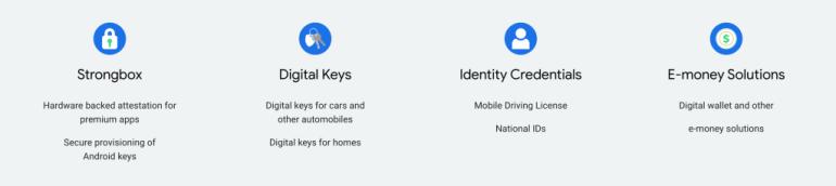 Android Ready SE - новый альянс, который займется вопросом использования цифровых ключей и документов на платформе