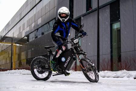 Стартап Delfast зібрав краудфандингом $3,4 млн та запускає розробку електровелосипедів в Україні
