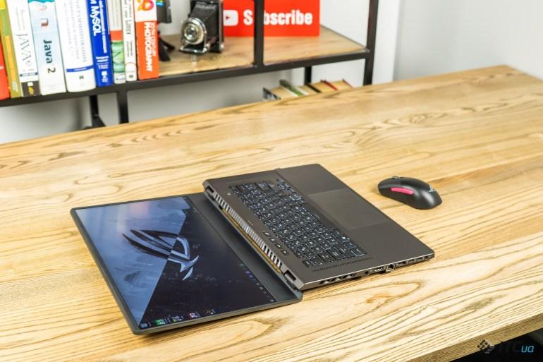 Обзор ROG Zephyrus G15 GA503 – стильный игровой ноутбук ASUS