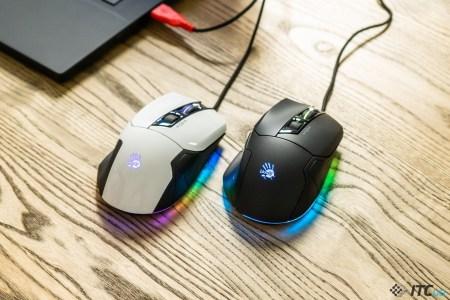 Bloody W70 Max — обзор недорогой игровой мыши от A4Tech