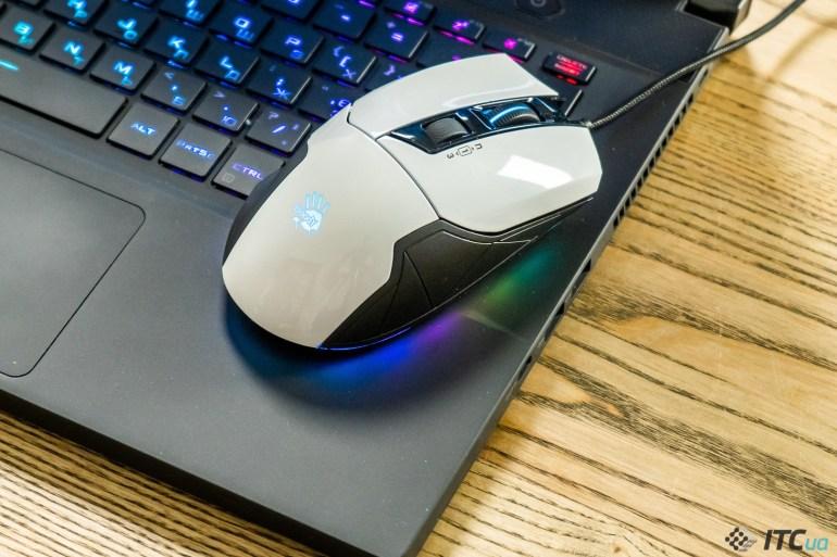 Bloody W70 Max - обзор недорогой игровой мыши от A4Tech