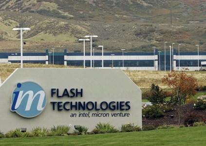 Micron отказывается от памяти 3D XPoint и собирается продать фабрику по производству таких чипов