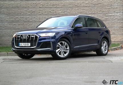 Тест-драйв Audi Q7: идеальный кроссовер! Ну, почти…
