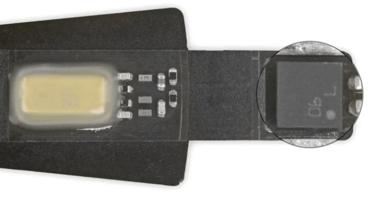 Apple HomePod mini оснащена неактивным датчиком измерения температуры и влажности