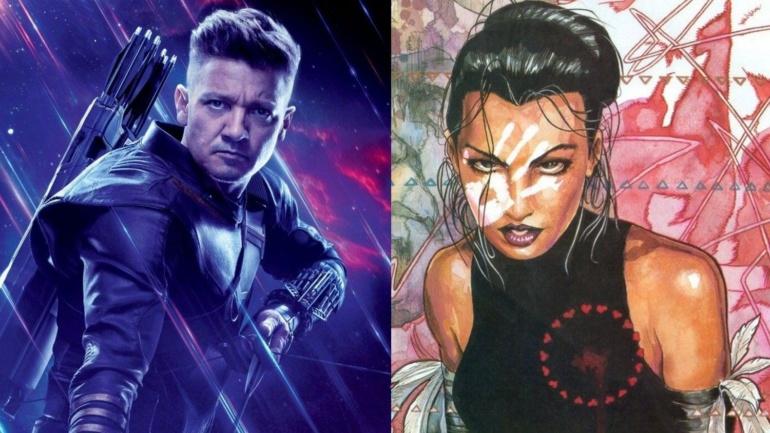 Новости сериалов: Джейми Фокс сыграет Майка Тайсона, Киану Ривз экранизирует собственный комикс Brzrkr, а у Hawkeye появится спин-офф про героиню Echo