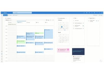Календарь в Outlook получил новый внешний вид в духе Trello