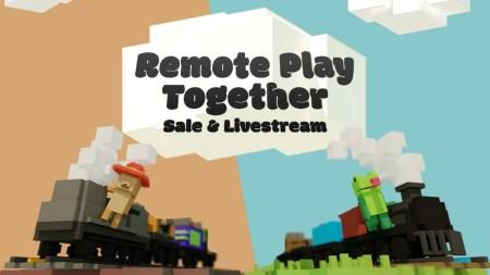 До гри в Steam Remote Play тепер можна запросити будь-кого за допомогою посилання (розпродаж сумісних ігор 25-29 березня)