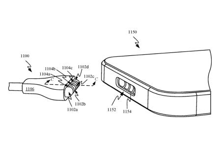 Apple запатентовала симметричный магнитный разъем — потенциальную альтернативу Lightning в iPhone
