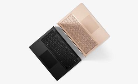 Ноутбук Microsoft Surface Laptop 4 получит более старые процессоры AMD Ryzen 4000 с TDP 15 Вт и улучшенные модификации с чипами Intel