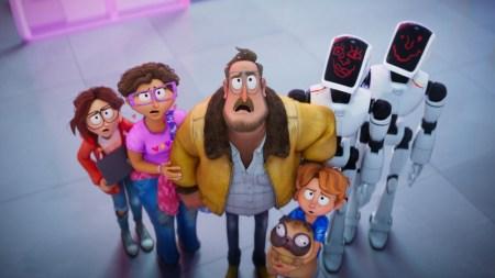 Мультфильм о восстании роботов «Митчеллы против машин» выйдет на Netflix 30 апреля 2021 года (раньше он назывался Connected / «На связи»)