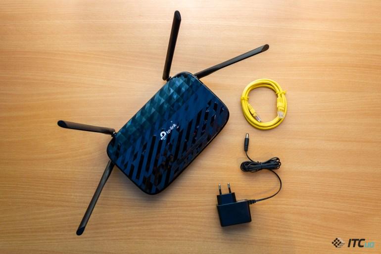 Обзор роутера TP-Link Archer C5 Pro