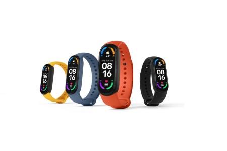 Xiaomi представила фитнес-браслет Mi Band 6 — 1,56-дюймовый экран AMOLED, датчик кислорода и две недели без подзарядки за €45