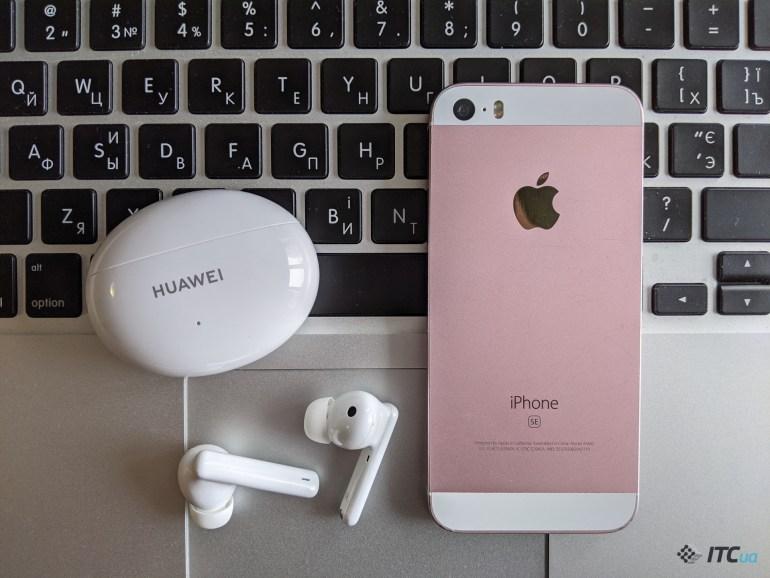 Huawei Freebuds 4i — обзор наушников