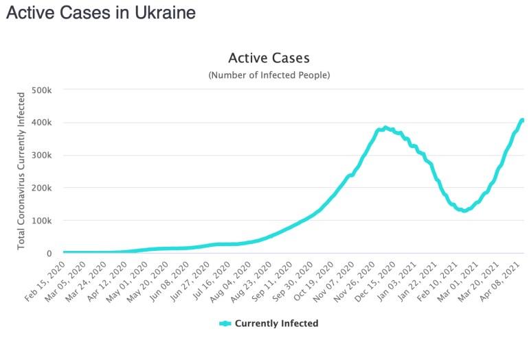 Посилений карантин у Києві продовжать на два тижні — до 30 квітня