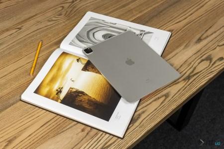 Фото макетов iPad mini 6 и новых iPad Pro с предполагаемым финальным дизайном устройств — они не отличаются от актуальных моделей