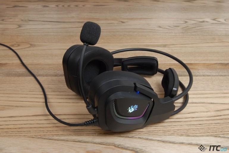Bloody G575 - обзор игровых наушников от A4Tech