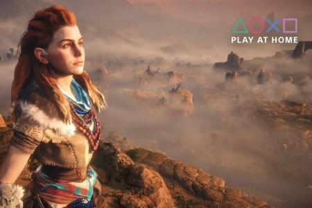 Полное издание Horizon Zero Dawn стало бесплатным в PS Store в рамках программы Play at Home