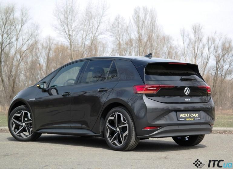 Тест-драйв Volkswagen ID.3 Pro S Max: все на максимум