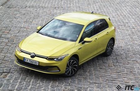 Тест-драйв Volkswagen Golf 8: зачет автоматом?