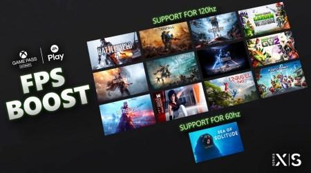13 игр EA получили поддержку FPS Boost на Xbox Series X|S