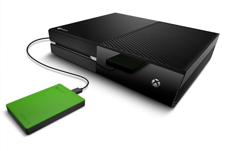 Не вистачає місця для нових ігор на Xbox? Екіпіруйся ліцензійним HDD від Seagate!
