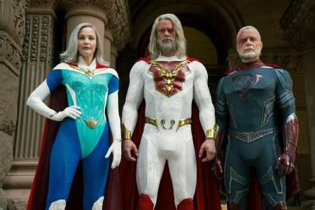 Полноценный трейлер экранизации супергеройского комикса Марка Миллара «Jupiter's Legacy» / «Наследие Юпитера» (премьера на Netflix — 7 мая 2021 года)