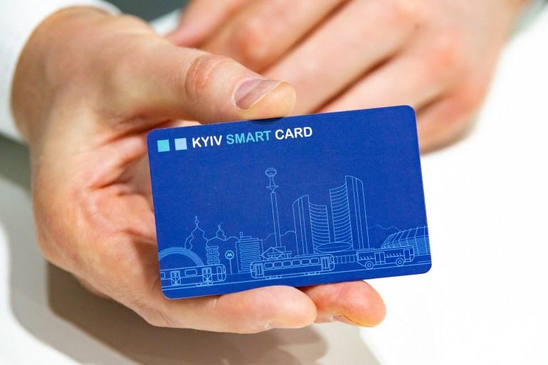 Сервіс «Київ Цифровий» випускає нові транспортні карти (Kyiv Smart Card продовжать працювати та не виходитимуть з обігу)