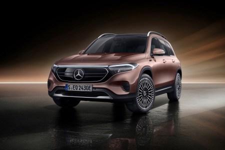 Серийный электрокроссовер Mercedes-Benz EQB представлен официально: мощность до 200 кВт, батарея 66,5 кВтч и запас хода 480 км