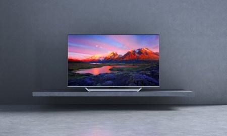 Xiaomi також постачатиме в Україну телевізор Mi TV Q1 75″ за 59 999 грн та фітнес-браслет Mi Smart Band 6 за 1499 грн