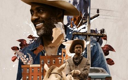 Рецензия на фильм «Городской ковбой» / Concrete Cowboy