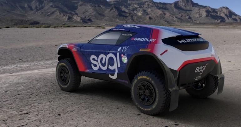 Новая гоночная серия Extreme E: электроавтопробегом по бездорожью