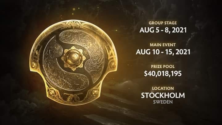 Турнир The International по Dota 2 вернется в августе — с призовым фондом 40 миллионов долларов