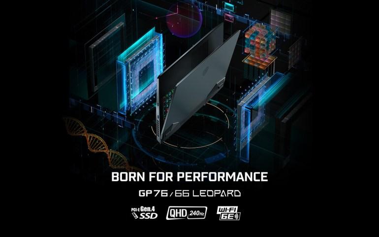 Компанія MSI представила нову лінійку ноутбуків для запеклих геймерів
