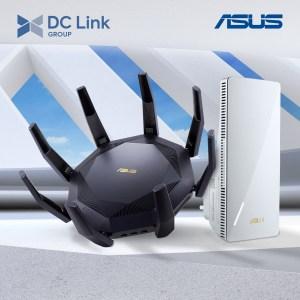 DC Link Group стала дистриб'ютором мережевого обладнання компанії ASUS