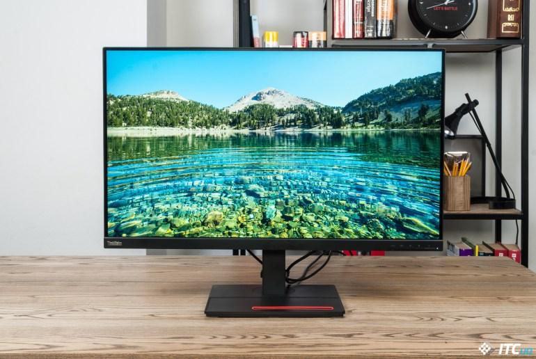 Обзор монитора Lenovo ThinkVision P32p-20