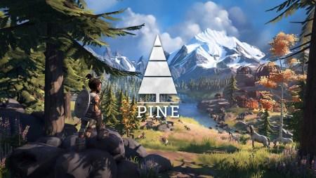 В Epic Games Store бесплатно раздают приключенческий экшен Pine