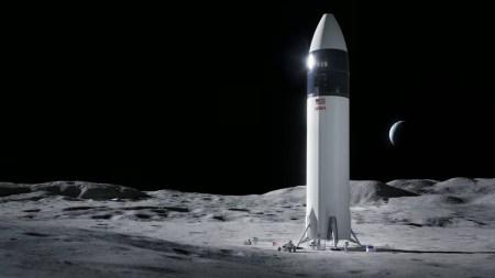 NASA приостановило 2,9-миллиардный контракт cо SpaceX на создание лунного посадочного модуля после жалоб Blue Origin и Dynetics