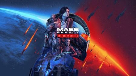 Mass Effect: Legendary Edition — жнецы в иллюминаторе. Теперь в 4K