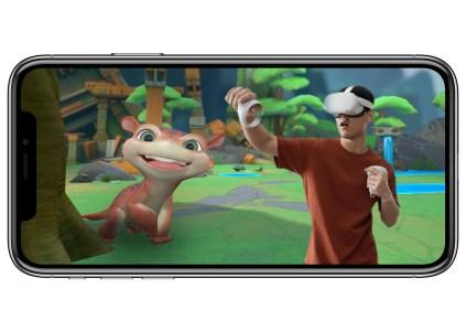 Обновление для Quest позволит записывать геймплей и самого пользователя в тот же момент