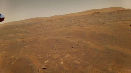 «Индженьюити» пережил сбой в работе навигационной камеры во время шестого полета на Марсе