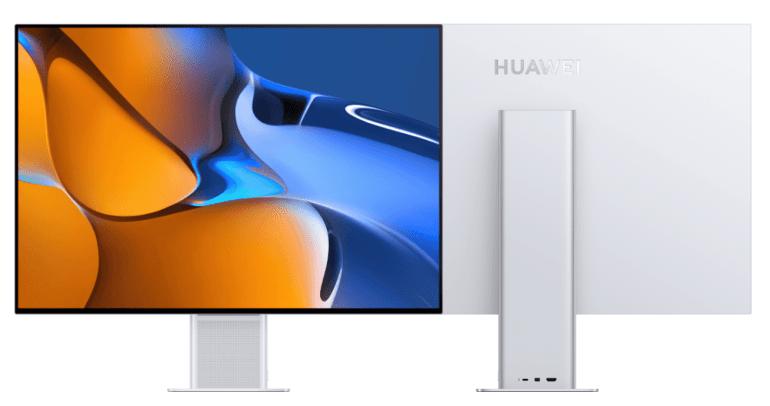Huawei представила свой первый игровой монитор — с изогнутым 34-дюймовым экраном, частотой обновления 165 Гц и встроенным саундбаром