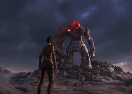 Epic Games показала возможности игрового движка Unreal Engine 5