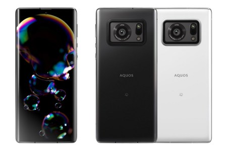 Sharp анонсировала смартфон Aquos R6 — с камерой Leica на дюймовой матрице разрешением 20 Мп