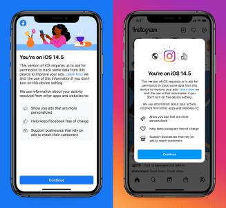 Facebook и Instagram на iOS теперь запрашивают разрешение на сбор личных данных, чтобы соцсети и дальше могли «оставаться бесплатными»