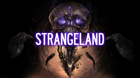 Strangeland: сюрреалистический кошмар в коричневых тонах