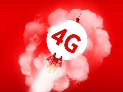 Vodafone Україна «розігнав» тестову 4G-мережу до рекордної швидкості 733 Мбіт/с