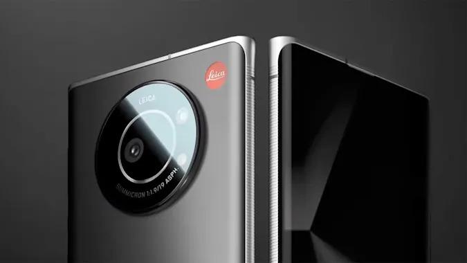 Анонсирован первый смартфон под брендом Leica – Leitz Phone 1 по цене $1700