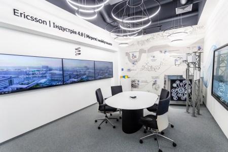 Ericsson запустила перший в Україні 5G-демоцентр